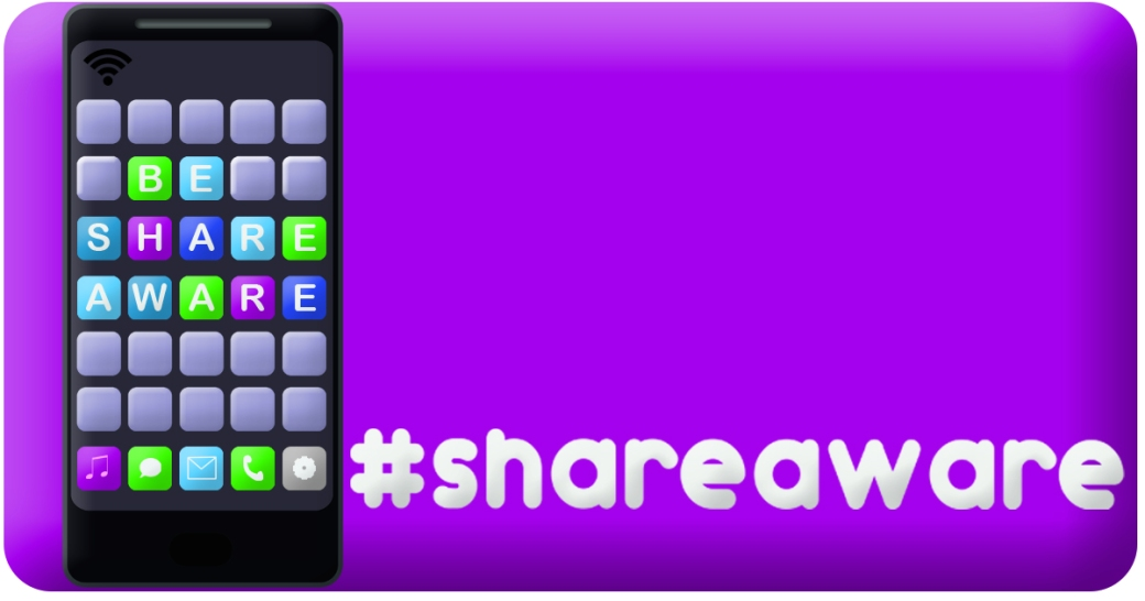 Share Aware 3 Facebook